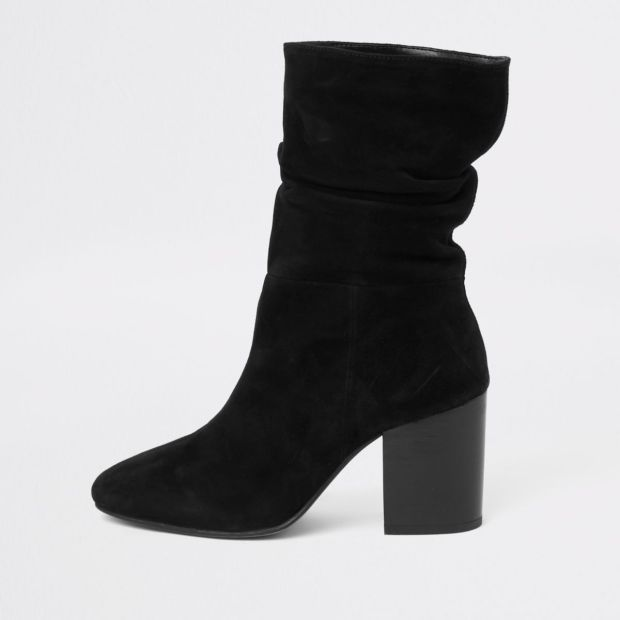 black ri boot